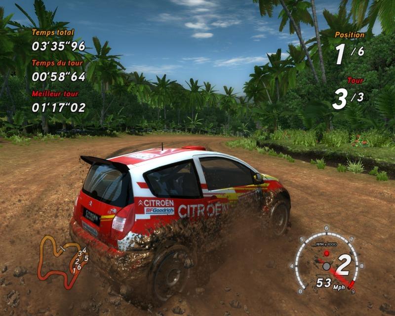 Rallye jeu